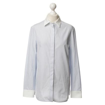 Balenciaga Shirt-blouse met pin-streep