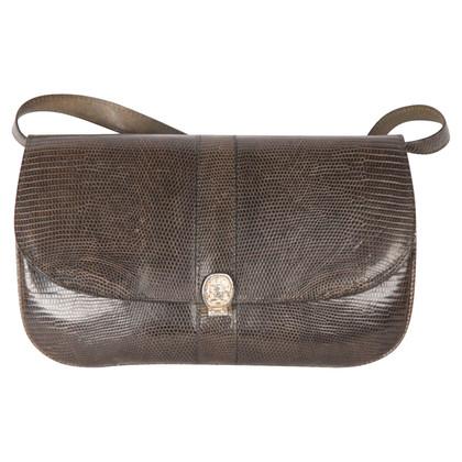 Céline Shoulder bag made of lizard leather