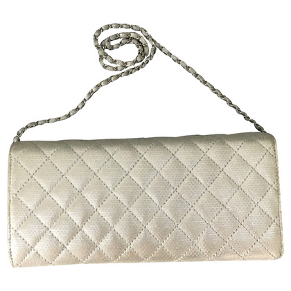 Chanel Silver woc on chain