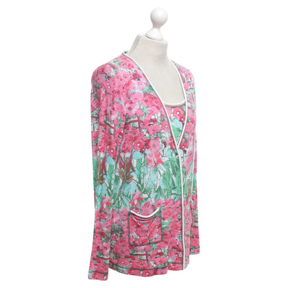Riani Twinset with floral pattern