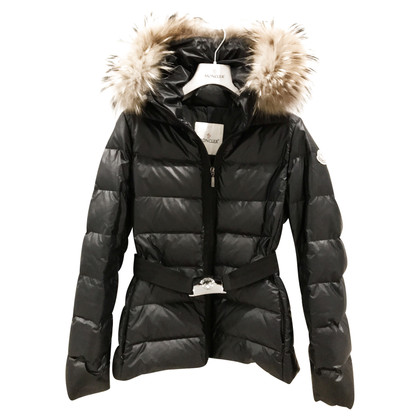 Moncler Winter jacket with fur hood