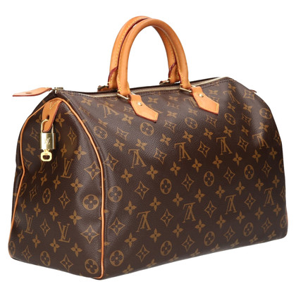 "Louis Vuitton ""Speedy 35 Monogram Canvas"""
