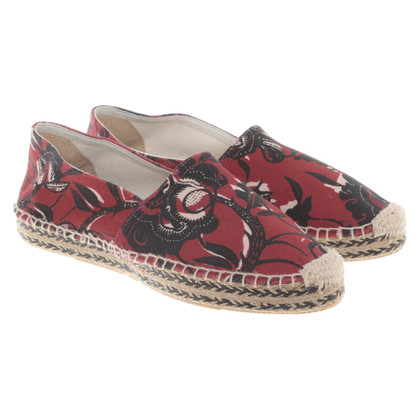 Isabel Marant Espadrilles with pattern
