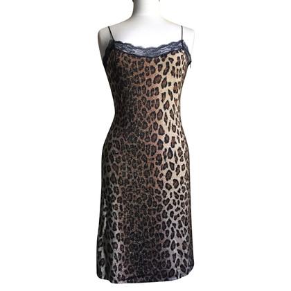 Blumarine Lurex dress