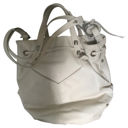 Other Designer Francesco Biasia - handbag in white
