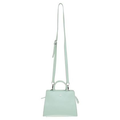 Aigner Handbag in mint green