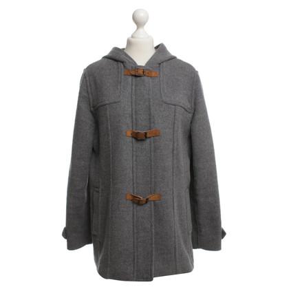 Escada Short wool coat