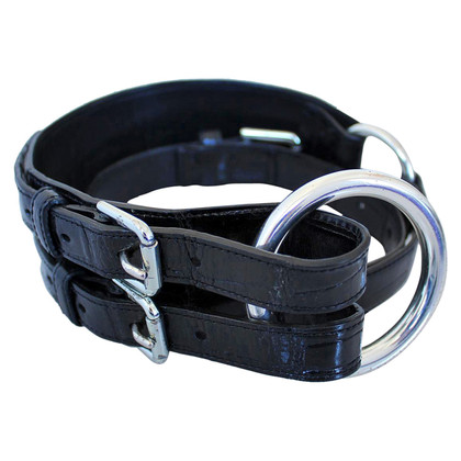 Ralph Lauren Alligator leather belt