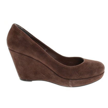 Kurt Geiger Pumps aus Wildleder