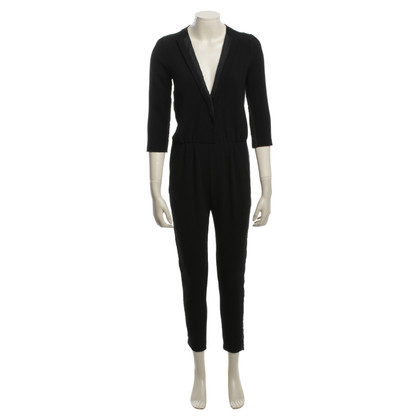 By Malene Birger Overall in black