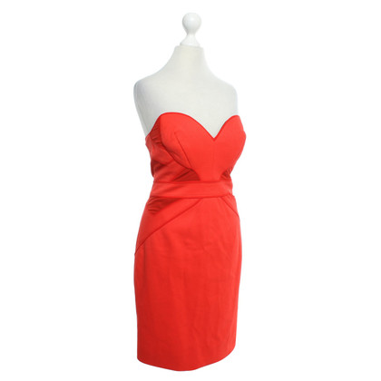 Zac Posen Dress in red