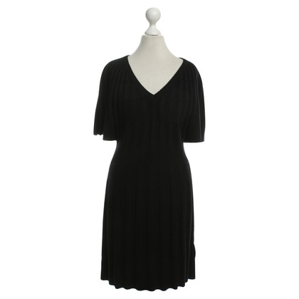 Red Valentino Knit dress in black