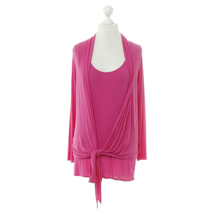 Allude Twinset in roze
