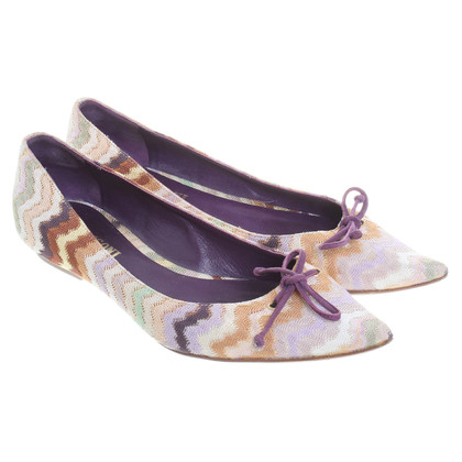 Missoni Ballerina's patroon