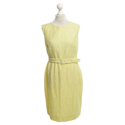 Hobbs Dress in yellow