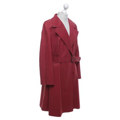 JOOP! Trench coat in red