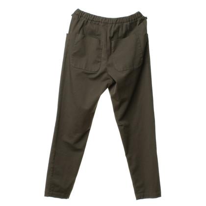 Brunello Cucinelli Pantaloni in Taupe