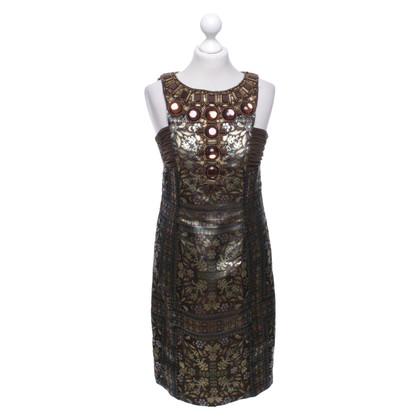 Escada Dress with decorative trimming