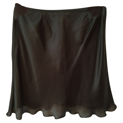 Prada Prada T.36 Green Skirt