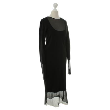 Wolford Abendkleid in Schwarz