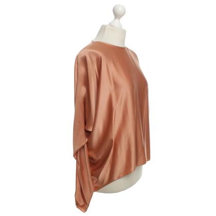 Chloé Blouse in silk satin
