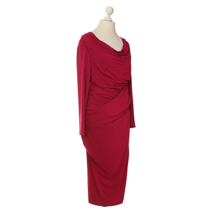 DKNY Dress in Fuchsia