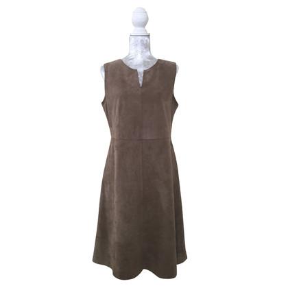 Max Mara Kleid aus Leder