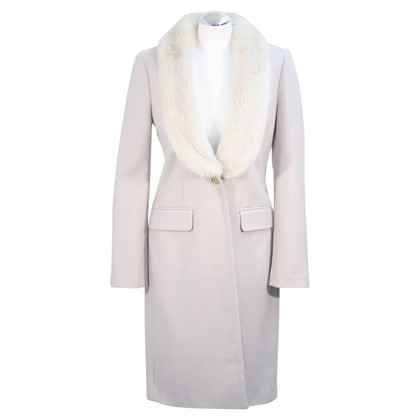 French Connection Coat in roze