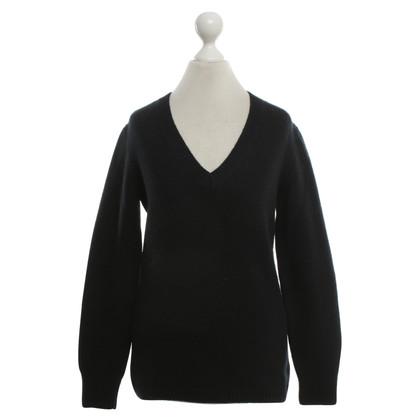 Prada maglione maglia in nero