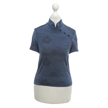 Wolford T-shirt in blu