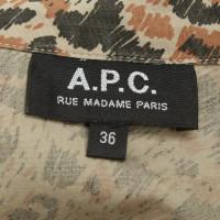 A.P.C. Cotton Blouse