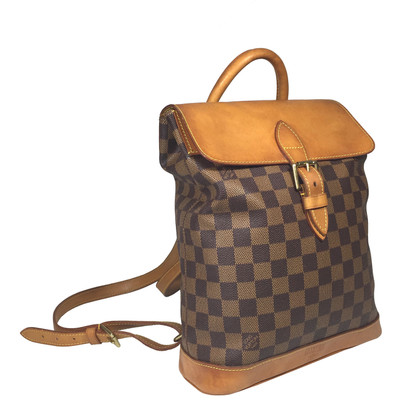 "Louis Vuitton ""Arlequin Damier level VVN leather"""
