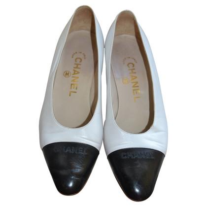 Chanel scarpe bicolor