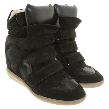 Isabel Marant Wedges aus Wildleder