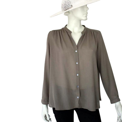 Filippa K Kaki blouse