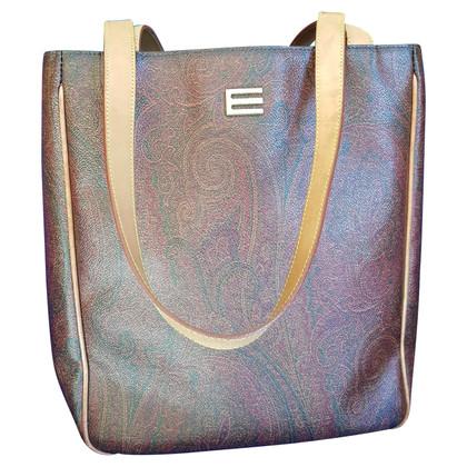 Etro Shopper mit Paisleymuster