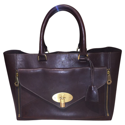 "Mulberry ""Willow Bag Large"""