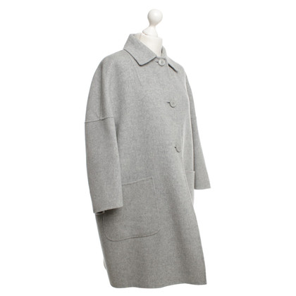 Max Mara Coat in grijs