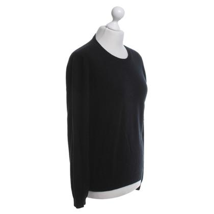Malo Pullover in black
