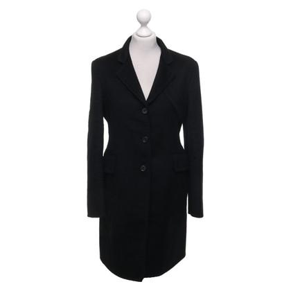 Jil Sander Coat in black