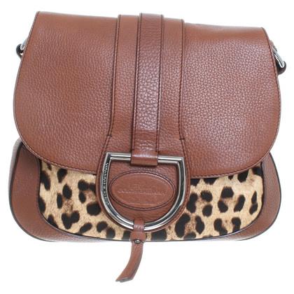 Dolce & Gabbana Shoulder bag with Leopard print
