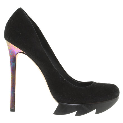 Camilla Skovgaard Pumps in Schwarz