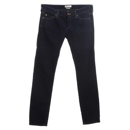Isabel Marant Etoile Corduroy trousers in dark blue