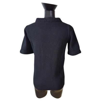 Prada T-shirt met boothals