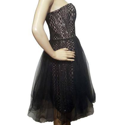 Vera Wang Gloednieuwe Strapless jurk