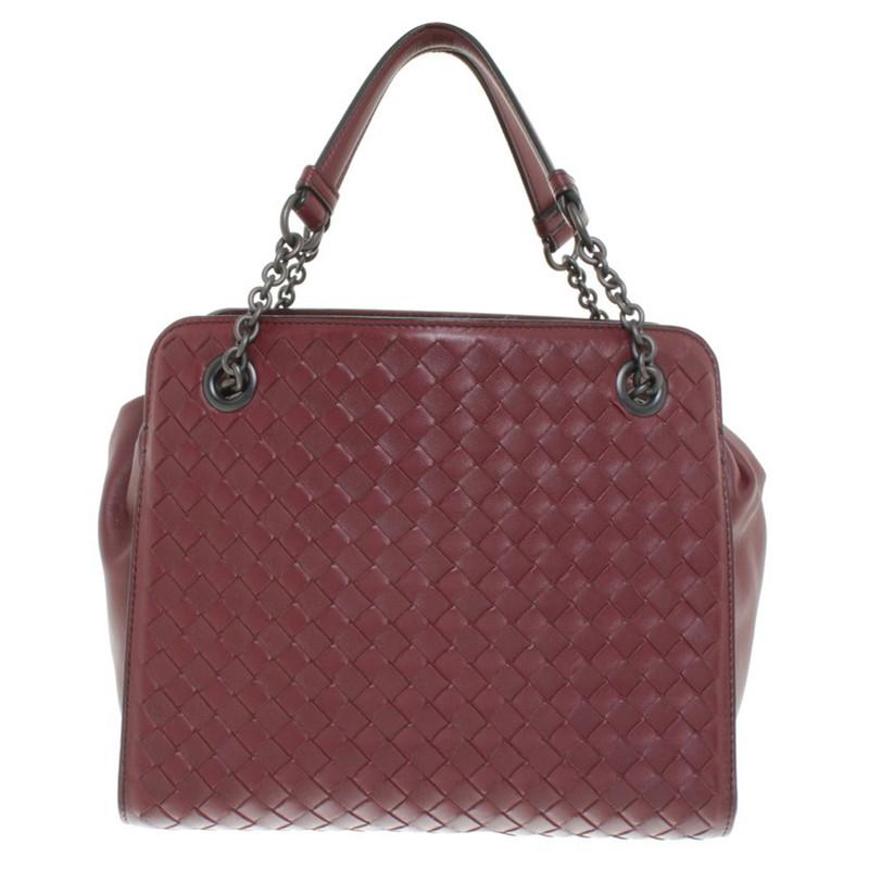 Veneta Leder handtaschen - aus zweiter Hand Bottega Veneta K1KXJwFg