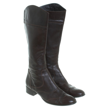 Navyboot Boots in Brown