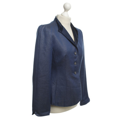 Armani Collezioni blauwe blazer