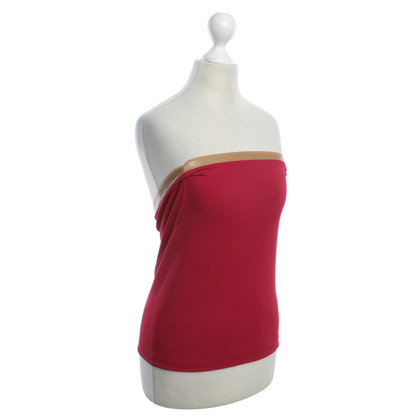 Maison Martin Margiela Top in Red