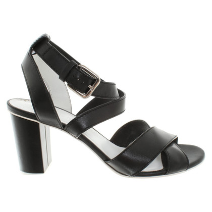 Jil Sander Sandals in Black
